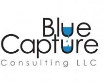 Logo – Blue Capture