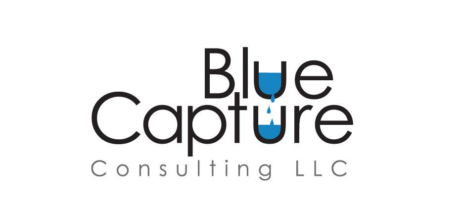 Logo Design for Blue Capture