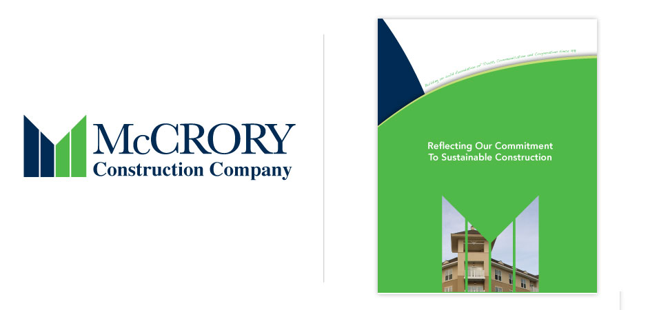 Logo design for McCrory Construction