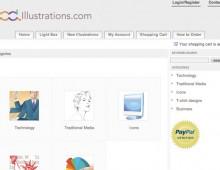 Website – Stock Art