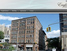 Website – Rental Apartment