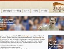 Website – Basketball Coach